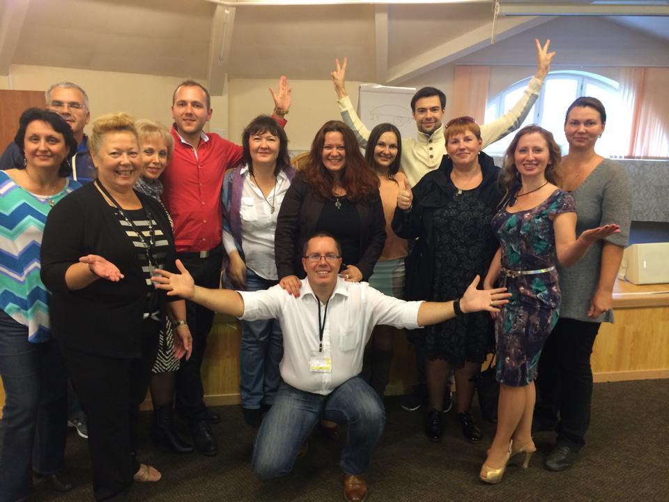 VIR Team in Russia